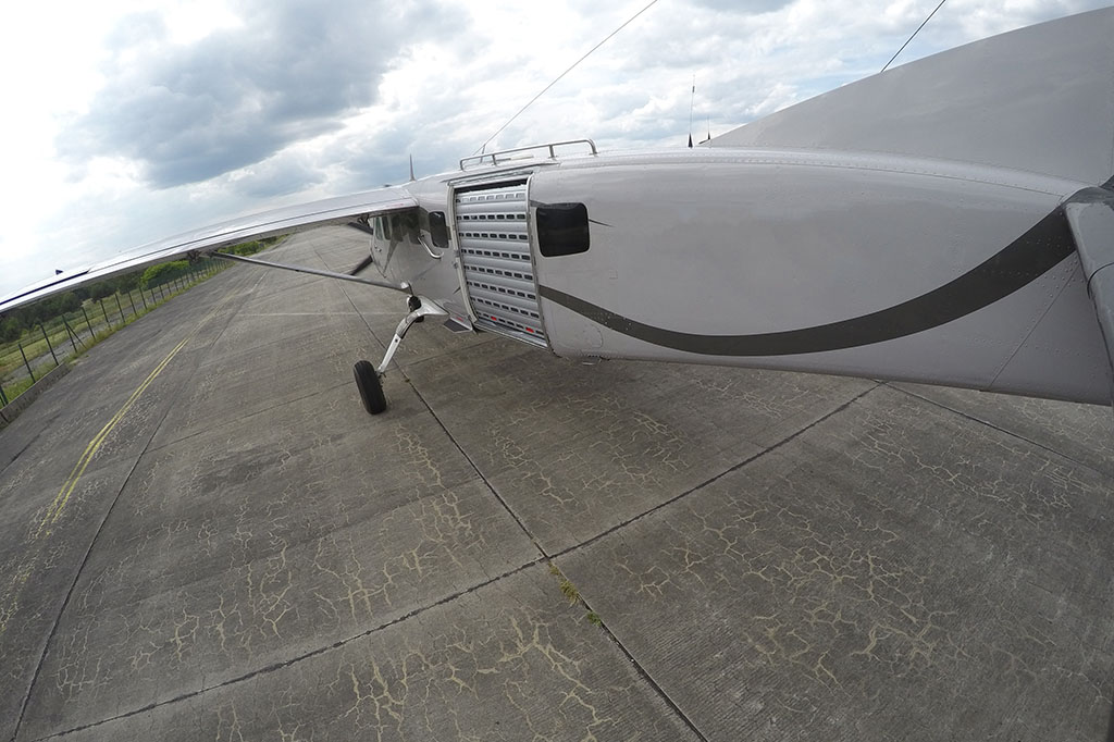 Parachute Operations